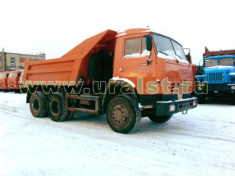Самосвал КАМАЗ 55111