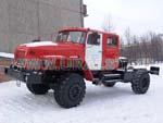Урал Шасси 43206 сдвоеная кабина