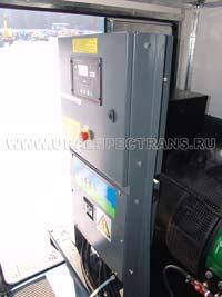 Пульт управления и контроля дизель-генератора