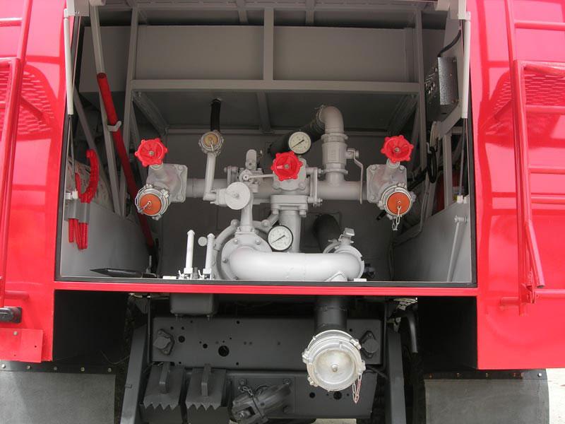 Забор воды гидроэлеватором на ац-6 0 60