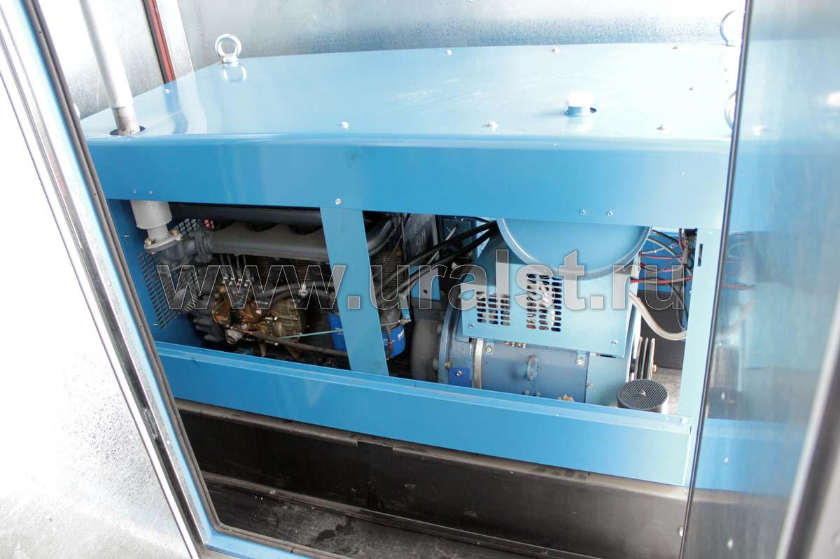 сварочный генератор адд 4004 схема
