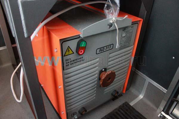 Агрегат наземного ремонта
