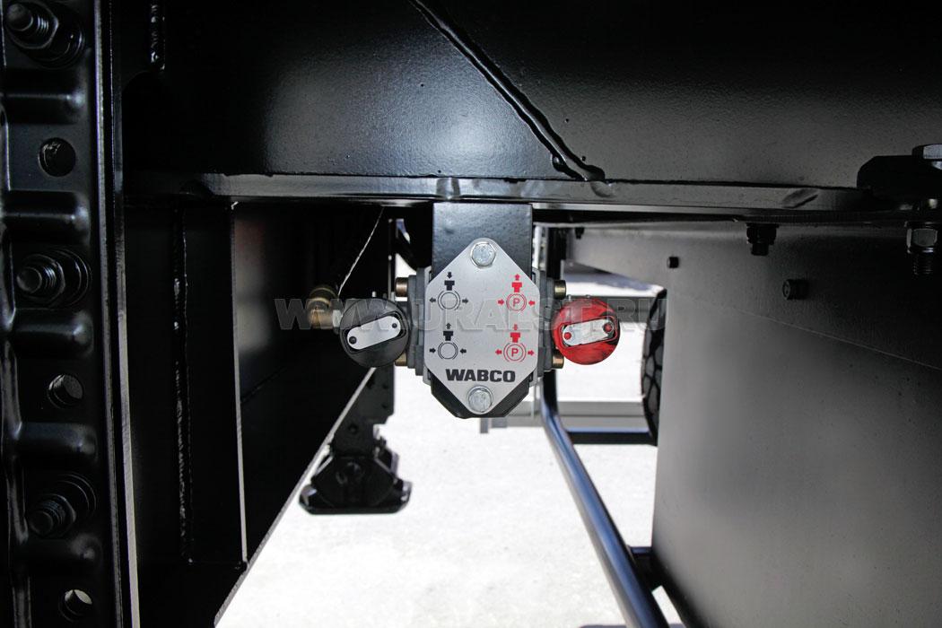 29 Тормозная система WABCO