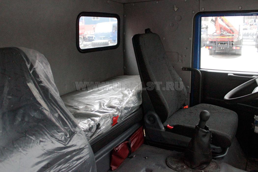 камаз 65117 кабина фото