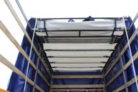 Установка сдвижной крыши на бортовую платформу