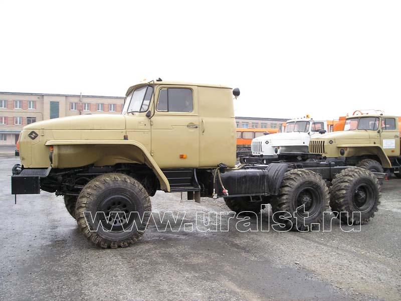 тягач Урал 44202-0511-31