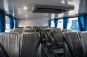 Салон вахтового автобуса